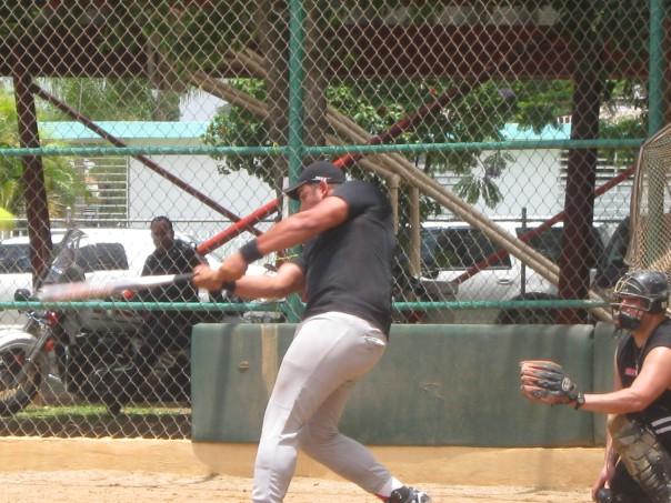 Poder en los bateadores de la zona Sur