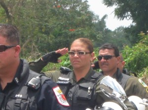 Policías Municipales de Guaynabo.