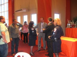 La Sgto. Isaura Rosado y la Sgto. Iris Sánchez son galardonadas