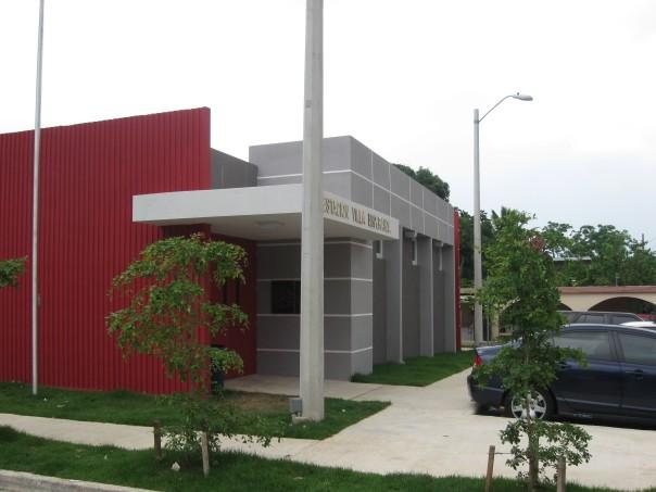 El Nuevo Cuartel de Villa Esperanza